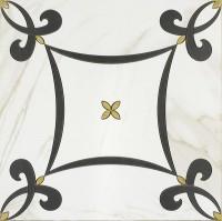 Dekorfliese Marazzi Evolutionmarble calacatta nero 58 x 58 cm