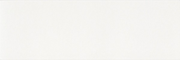 Wandfliese Ascot Lumen white 25 x 75 cm
