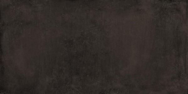 Bodenfliese Cerdomus Chrome charcoal 50 x 100 cm