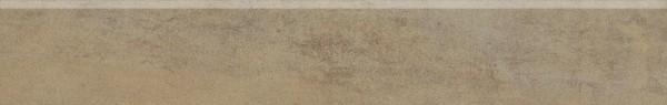 Sockelfliese Grohn Iron rostbeige 9,5 x 60 cm
