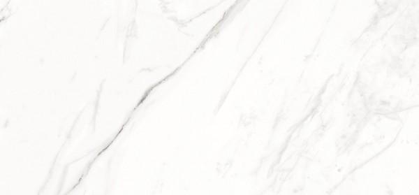 Bodenfliese Enmon Calacata weiß 29,8 x 60 cm