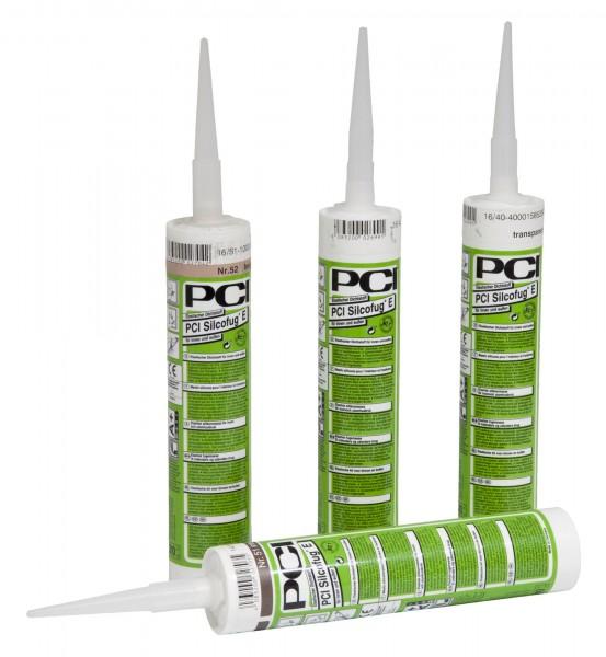 Silikon PCI Silcofug E silbergrau 310 ml