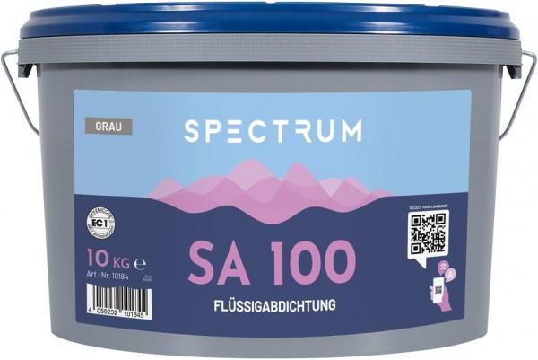 Abdichtungsmasse Spectrum SA 100 grau 4 kg