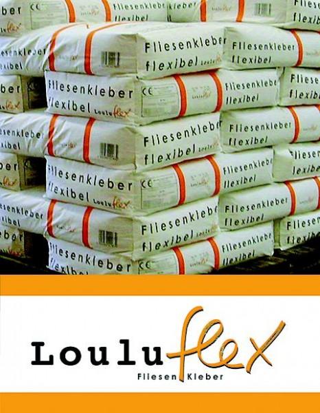 Fliesenkleber Louluflex 25 kg
