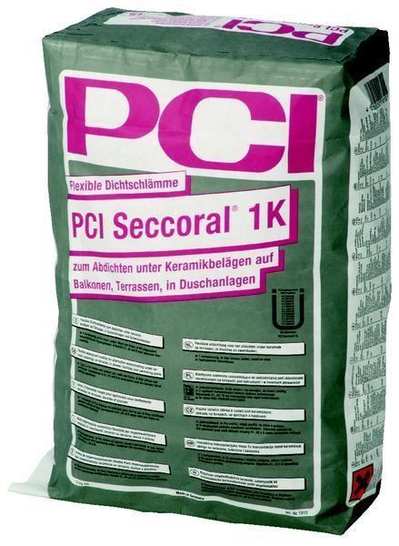 Abdichtungsmasse PCI Seccoral 1 K 3,5 kg