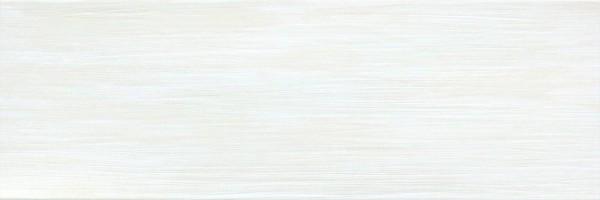Wandfliese Grohn Ravi weiß matt 20 x 60 cm