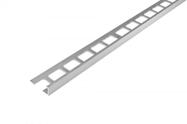 Winkelprofil Dural 8 mm Alu eloxiert CL 851 250 cm