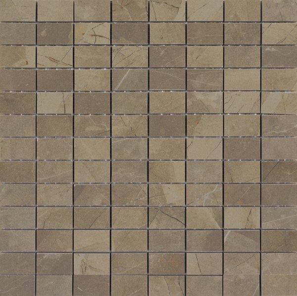 Mosaikfliese Marazzi Evolutionmarble bronzo amani 30 x 30 cm