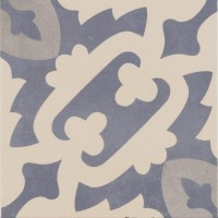 Bodenfliese Pamesa Arte Rodin grau-blau 22,3 x 22,3 cm