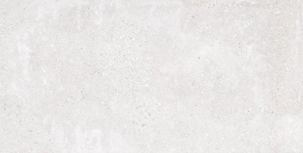 Bodenfliese Stonecement white 61 x 121 cm