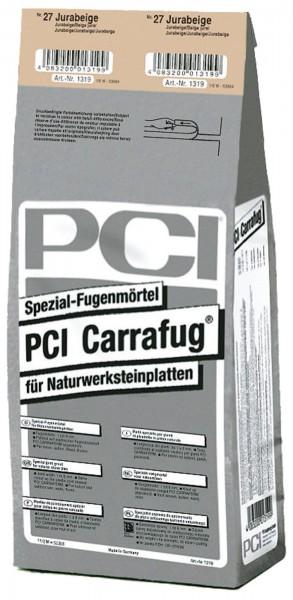 Fugenmörtel PCI Carrafug sandgrau 5 kg