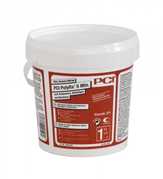 PCI Polyfix 5 Min. 1 kg