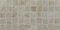Mosaikfliese Marazzi Multiquartz grey 30 x 60 cm
