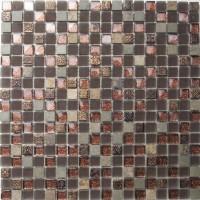 Mosaikfliese Toronto dark 30 x 30 cm