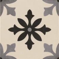 Bodenfliese Pamesa Arte Degas blanco 22,3 x 22,3 cm