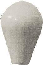 Bordürenfliese Ascot Lumen greige lux 5 x 5 cm