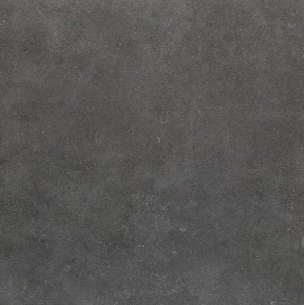 Bodenfliese Marazzi Mystone Silverstone nero 75 x 75 cm