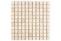 Mosaikfliese Travertin beige 30,5 x 30,5 cm