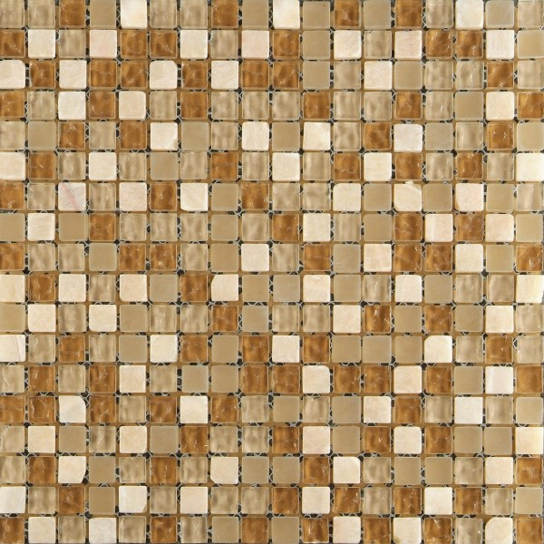 Mosaikfliese Ascot Alberta beige 30 x 30 cm