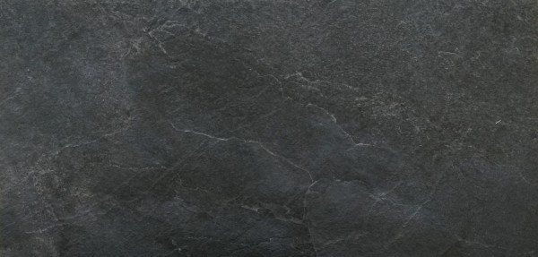 Bodenfliese Casa Infinita Arbel black 37,5 x 75 cm