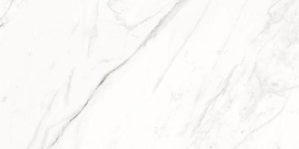 Bodenfliese Enmon Slim Calacata matt 50 x 100 cm