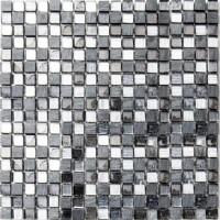 Mosaikfliese Nexo dark 30 x 30 cm