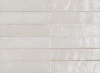 Wandfliese Marazzi Lume white 6 x 24 cm
