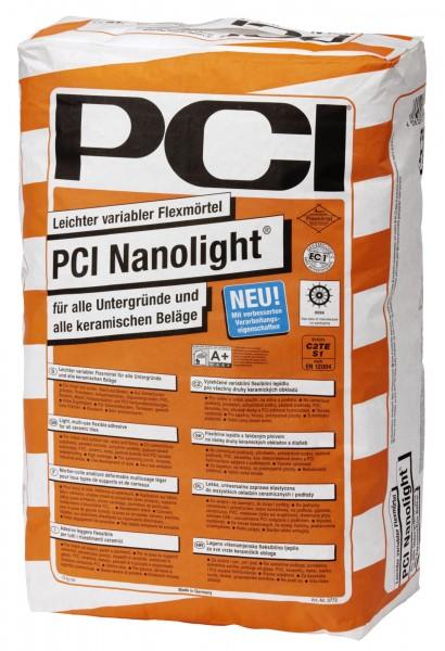 Fliesenkleber PCI Nanolight 15 kg