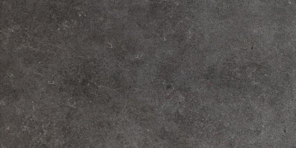 Bodenfliese Marazzi Mystone Silverstone nero 30 x 60 cm