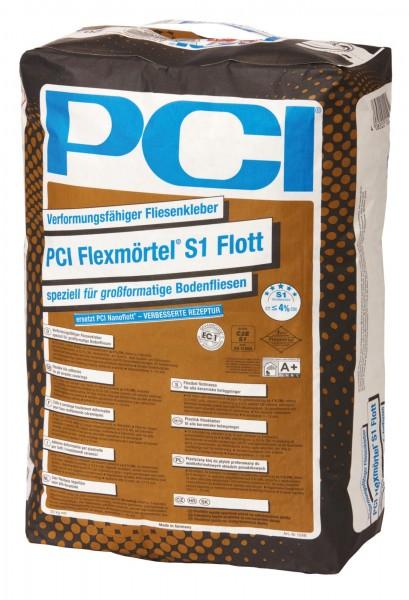 Fliesenkleber PCI Flexmörtel S1 Flott 20 kg