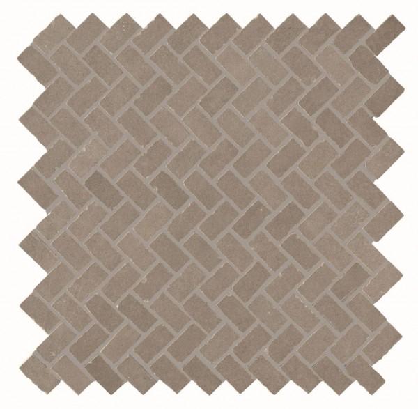 Mosaikfliese Marazzi Powder Mud 30 x 30 cm