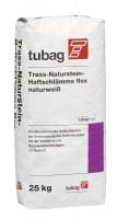 Pflasterfugenmörtel Tubag Trass-Natursteinhaftschlämme TNH-Flex 25 kg