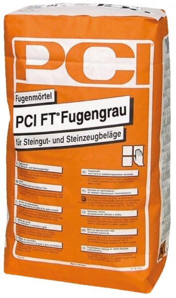 Fugenmörtel PCI Ft-Fugengrau silbergrau 5 kg