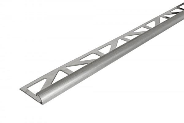 Rundprofil Dural 12,5 mm Edelstahl Feinschliff DRE 125-SF 250 cm