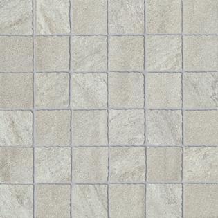 Mosaikfliese Ermes Aurelia Quartz Stone grey 30 x 30 cm