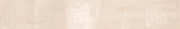 Bodenfliese Cerdomus Kendo ivory glänzend 16,5 x 100 cm