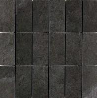 Mosaikfliese Marazzi Mystone Ardesia antracite 30 x 30 cm