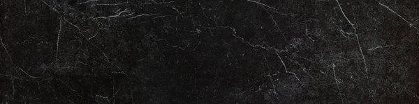 Bodenfliese Marazzi Evolutionmarble nero marquina lux 14,5 x 58 cm