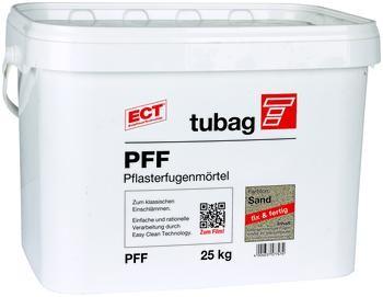 Pflasterfugenmörtel Tubag PFF steingrau 25 kg