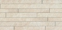 Dekorfliese Marazzi Multiquartz Out white 30 x 60 cm