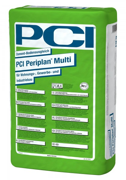 Ausgleichsmasse PCI Periplan multi 25 kg