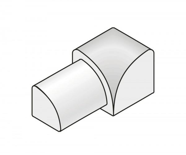 Innenecke Dural 12,5 mm Edelstahl Imitat DRE 125-SFYI EC