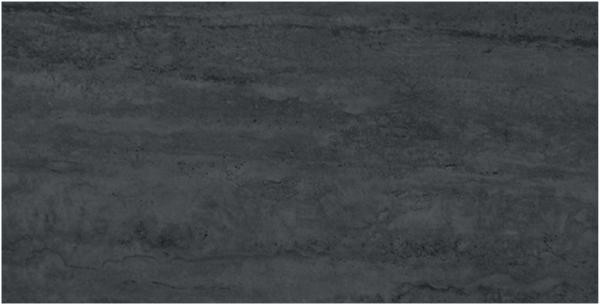 Bodenfliese Sassonia anthrazit 30 x 60 cm