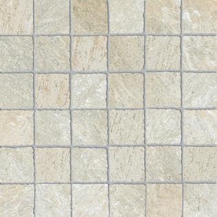 Mosaikfliese Ermes Aurelia Quartz Stone beige 30 x 30 cm