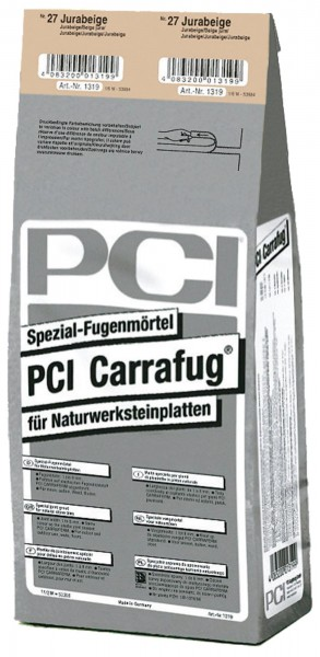 Fugenmörtel PCI Carrafug perlgrau 5 kg
