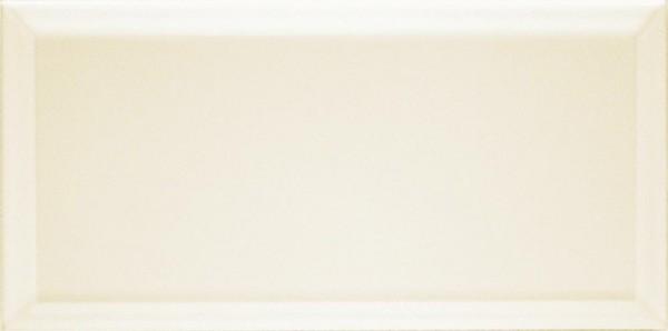 Wandfliese Collexion Metrotiles cream 10 x 20 cm