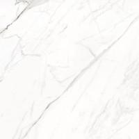Bodenfliese Enmon Slim Calacata poliert 100 x 100 cm