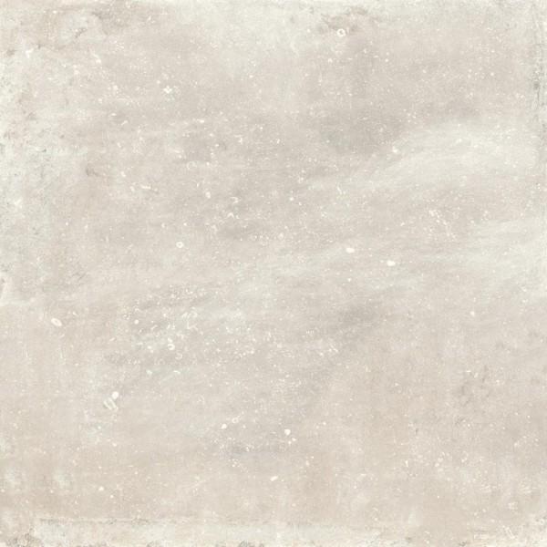 Bodenplatte Ascot Rue de.St Cloud blanc out 90 x 90 x 2 cm