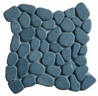 Mosaikfliese Collexion FM-204 black 29 x 29 cm