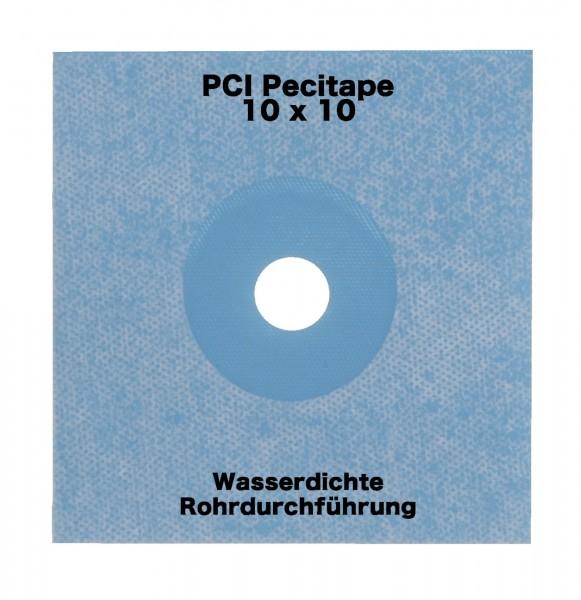 Dichtmanschette PCI Pecitape 10 x 10 cm